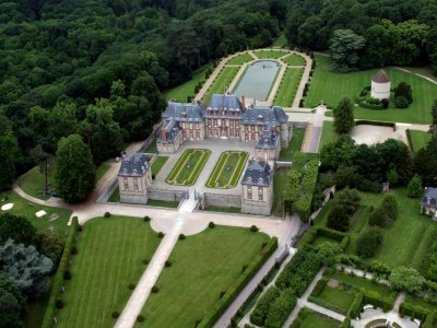 OFFRE Baptême Hélicoptère 30´Château de Versailles