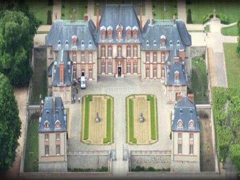 La Vallee de Chevreuse et ses Chateaux