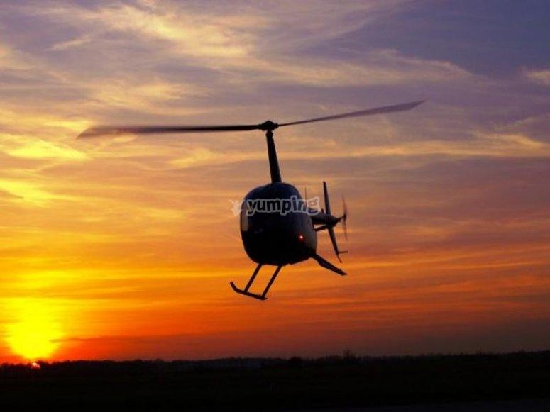Vol Helicoptere Paris