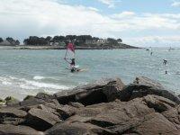 Windsurf dans le Morbihan