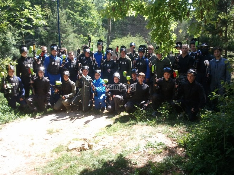 Equipe Paintball