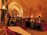 Banquet medieval