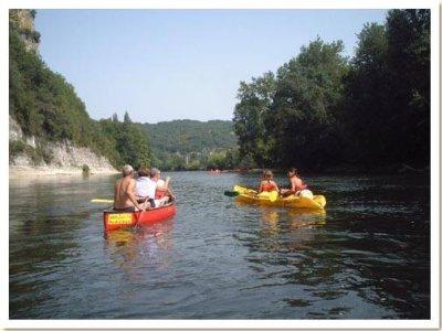 River Canoë Kayak Kayak