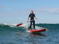 Soulac en paddle surf