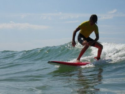 Surfing Soulac