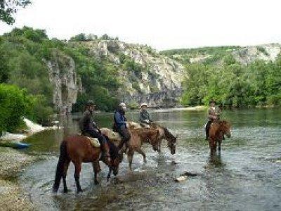 Canoës Loisirs Randonnées Équestres
