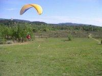 Passer le brevet de pilote de parapente en Ardeche