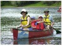 Canoe avec Explorando