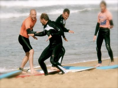 Surf Camp 5 x 1h30 en Vendée
