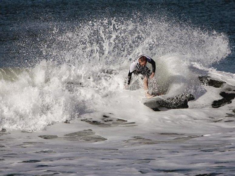 Cours de surf en Camp pour adultes