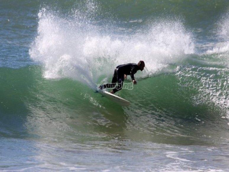 Le surf en Vendée