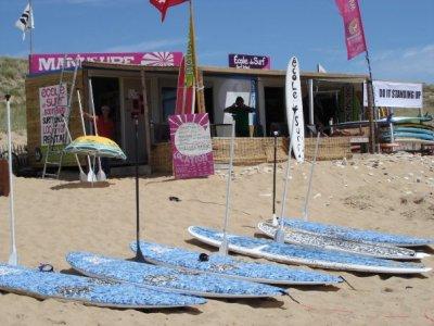 Surf Camp 10 x 1h30 en Vendée