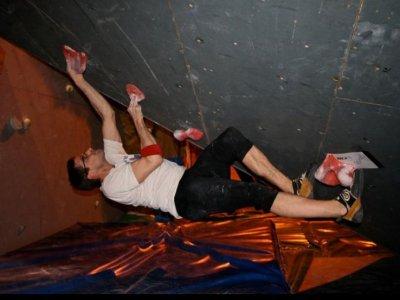 Club d'escalade Haute Tarentaise Mur d'escalade