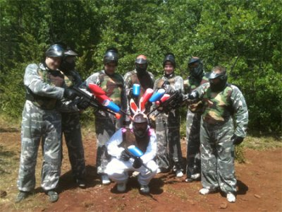 Paintball Ados/adultes dans l'Aveyron