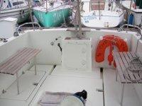 Materiel et bateau ecole a Marseille