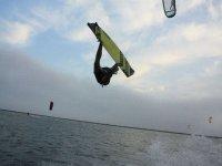 Big Jump en Kite Surf