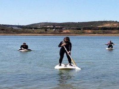 Ecole de Kitesurf et de  Stand Up Paddle Narbonne Kite Passion Paddle Surf