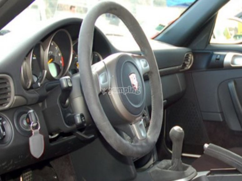 Volant Porsche