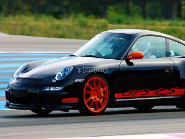 Stage de pilotage Porsche dans le 13