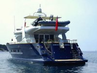 Evenements prive sur un yacht