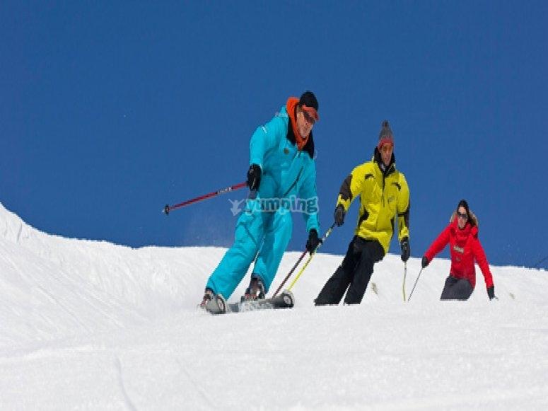 Ski !