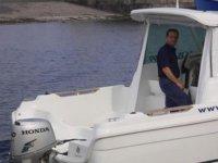 A bord du bateau
