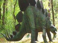 Parc aux dinosaures Le Conquil