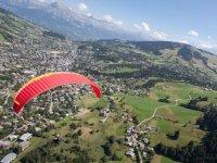Se lancer dans le parapente en Haute Savoie