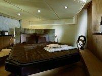 Chambre du yacht de location
