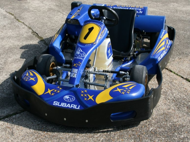 Kart Subaru XL One