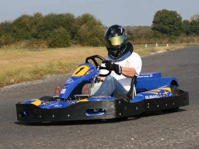 PROMO 5 sessions karting SUBARU pour 1 personne