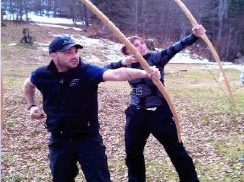 Tir Prehistorique en Duo