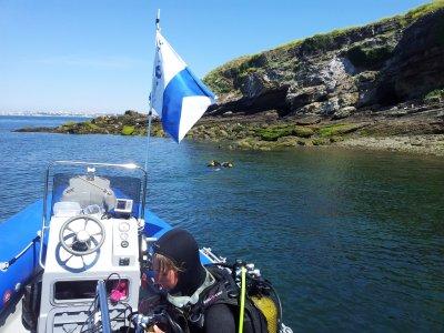 Pack découverte plongée 3 séances à Brest