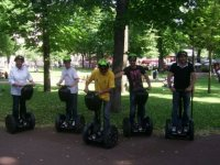 Decouverte en Segway