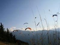 vol parapente thermique avec Air Passion