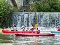 Sorties canoe en Dordogne avec Canoeric