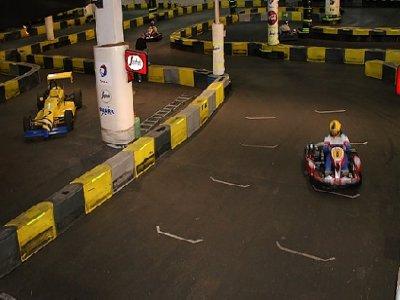 Karting Indoor Provence Karting