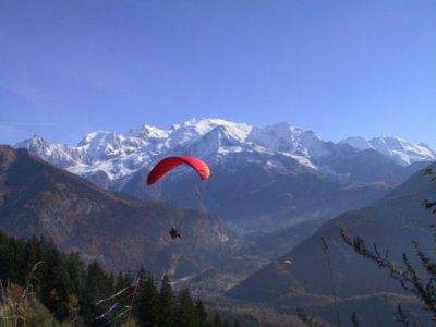 Summits Chamonix Parapente