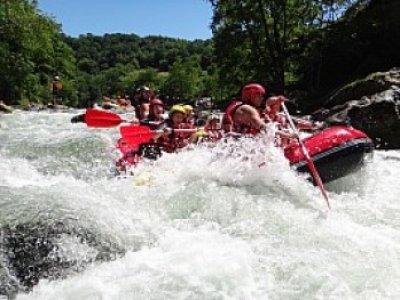Descente Rafting sur la Nive - 2h