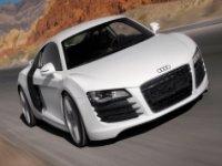 Piloter une Audi R8