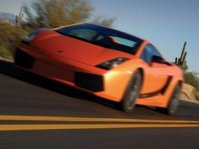 Stage de pilotage en Lamborghini Gallardo