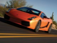 lamborghini gallardo superleggera orange front angle speed.jpg