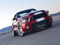 Mustang Shelby GT500 dans le 93