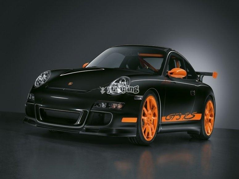 Porsche 997 GT3 RS stage de pilotage