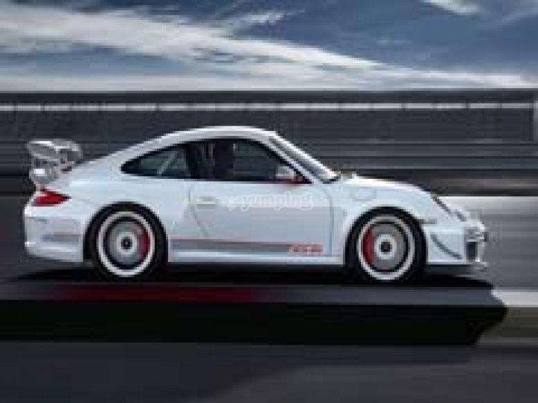 Piloter une Porsche