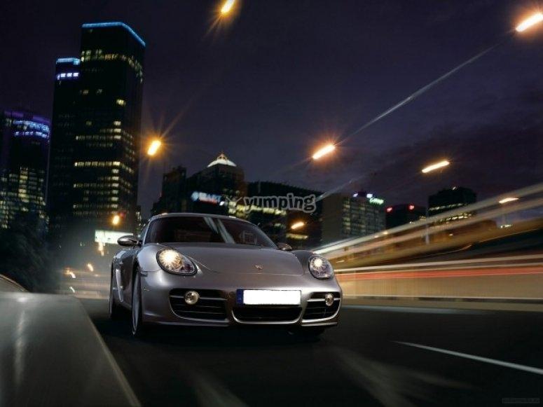 Conduire une Porsche Cayman S