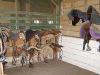 Materiel du centre equestre du pays beaumontois