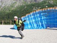 Stage de parapente au Mont Blanc