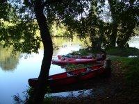 Profiter d une randonnee paisible avec Canoe River