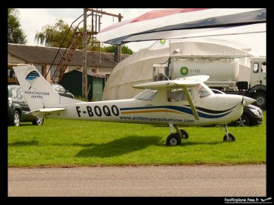 Vol d'initiation en Avion CESSNA C150G